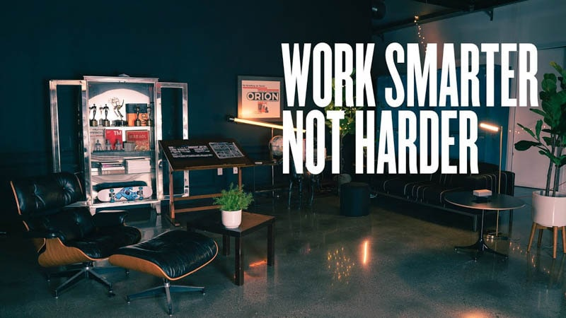 Direction Matters More Than Velocity– Work Smarter Not Harder
