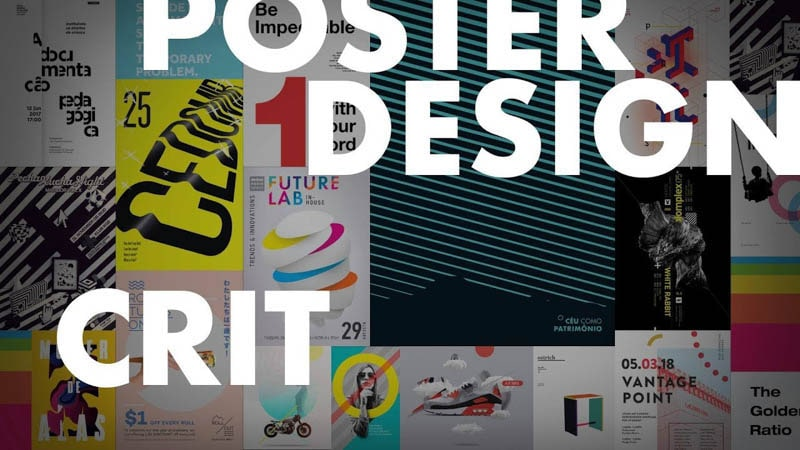 Learn Typography Through This Poster Design Critique