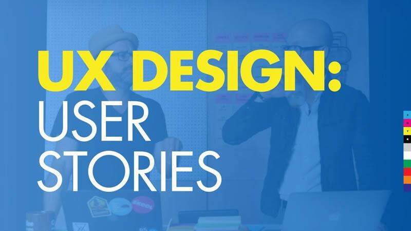 UX Design 2 - How To Design a Website: User Stories