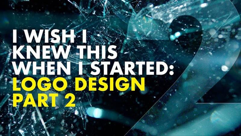 I Wish I Knew This When I Started: Logo Design Pt. 2