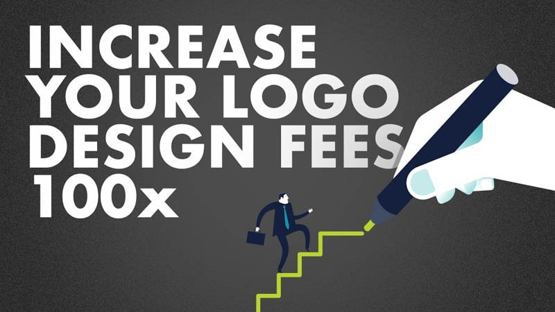 How to Charge 100x More for Logo Design
