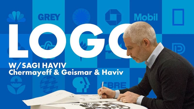What Makes a Logo Great and Iconic? With Sagi Haviv