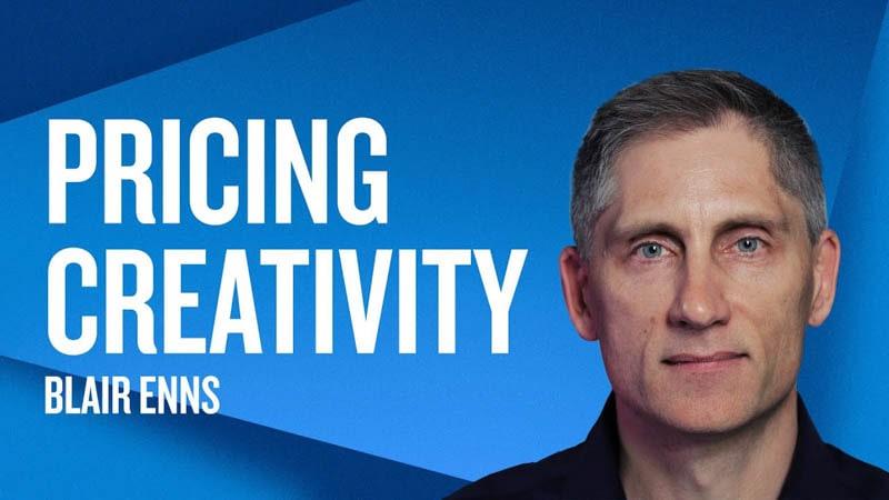 Pricing Creativity w/ Blair Enns Livestream
