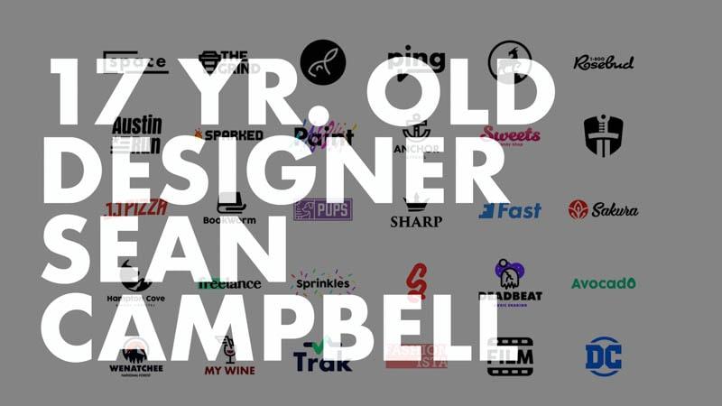 Graphic Designer Sean Campbell