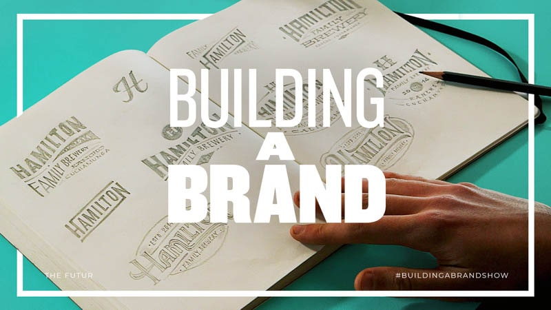 Logo Design Process with a Client - Building a Brand, Ep 6