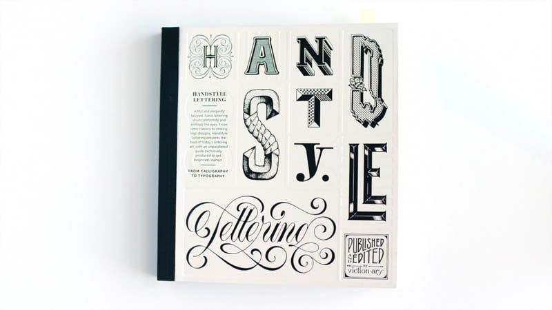 Handstyle Lettering Style by Victionary