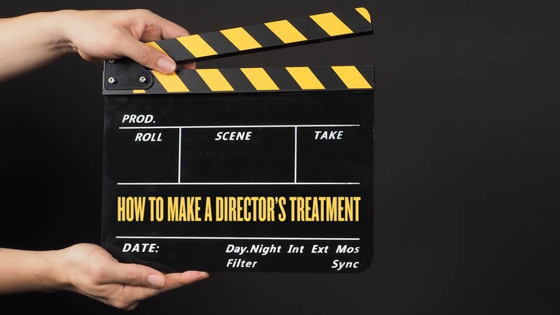How to Make a Director's Treatment