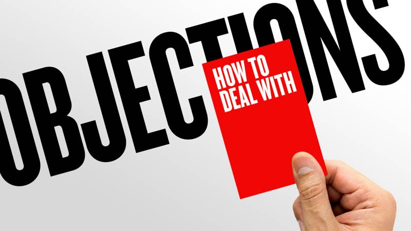 How to Deal with Objections