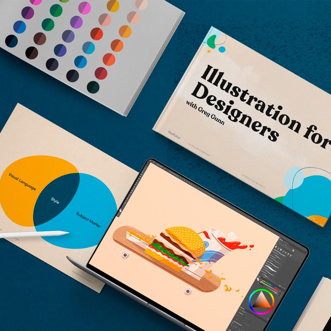 Illustration for Designers