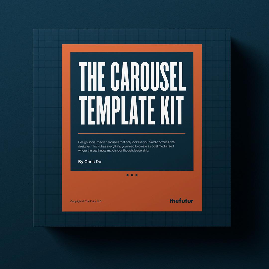 Carousel Template Kit