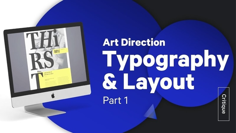 Typography Design & Art Direction pt. 1