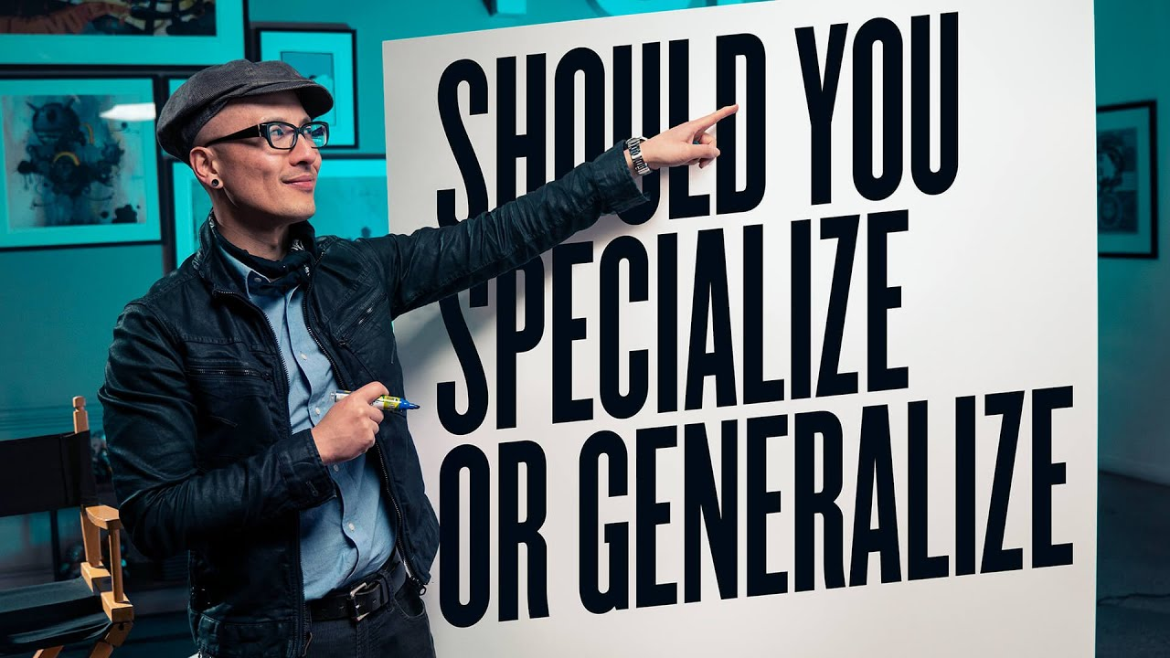 Specialize or Generalize