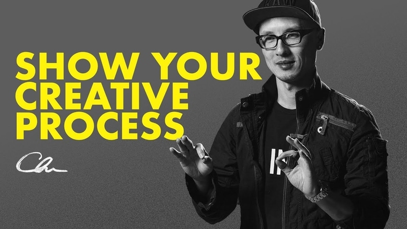 Document and Show Your Creative Process