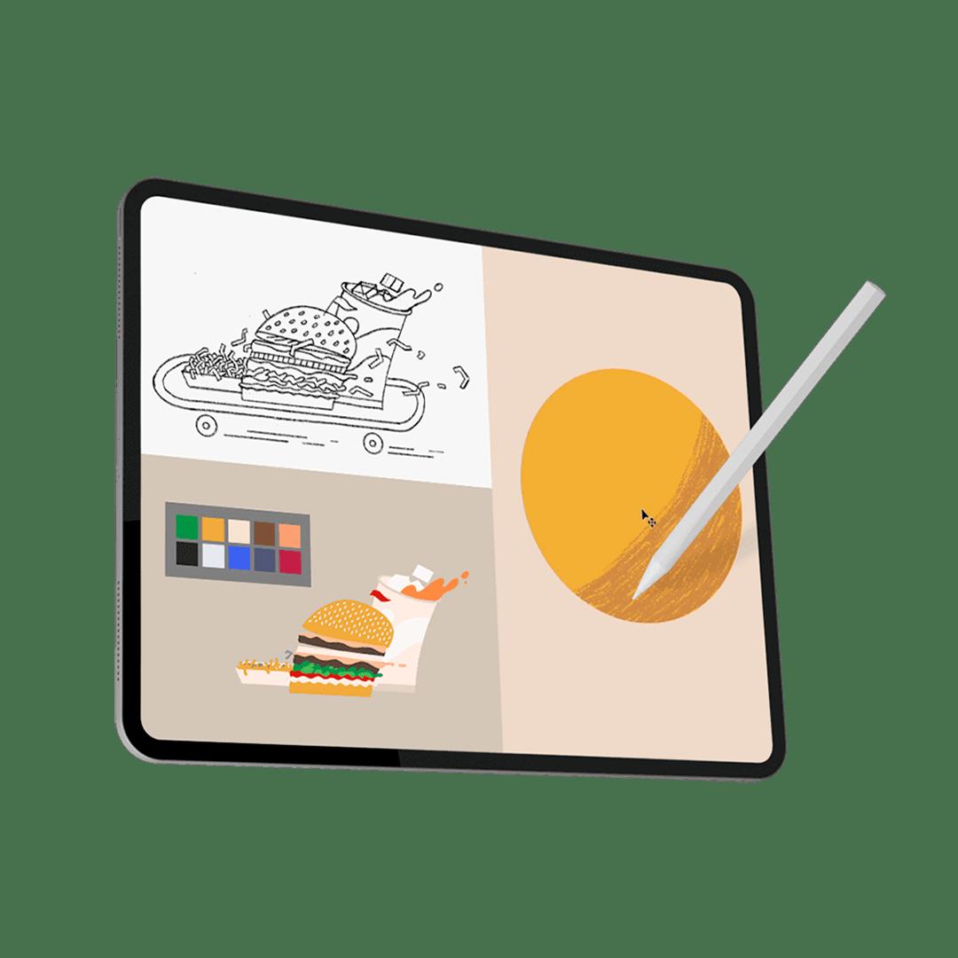 illustration gren gunn