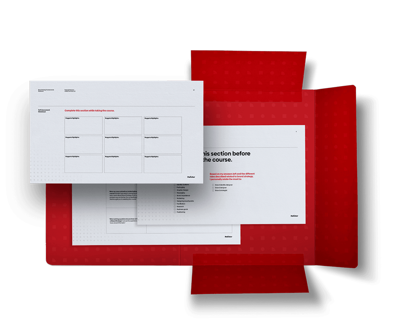 brand strategy fundamentals - thefutur