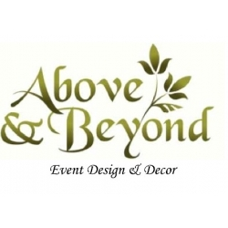 Above and Beyond Event Design & Decor