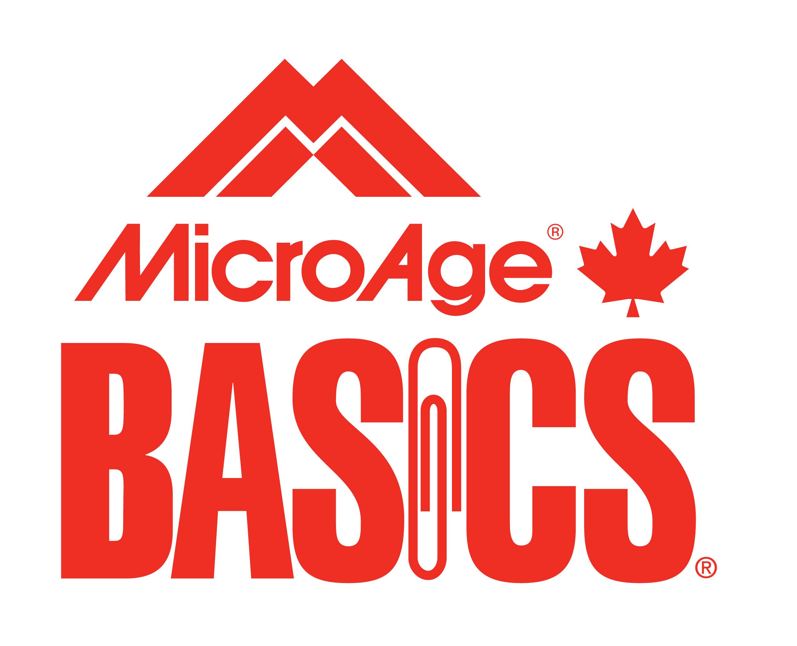 MicroAge Basics