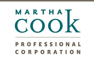 Martha Cook Professional Corporation Barrister & Solicitor