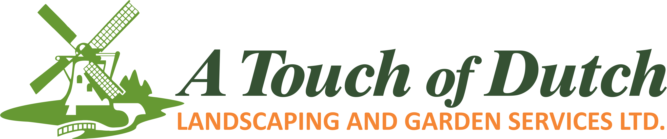 A Touch of Dutch Landscaping and Garden Services Ltd.