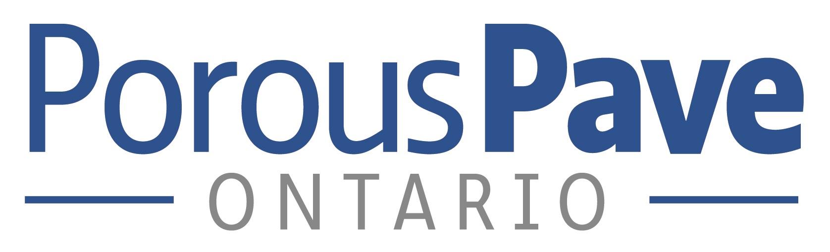 Porous Pave Ontario