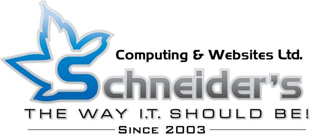 Schneider's Computing & Websites Ltd.