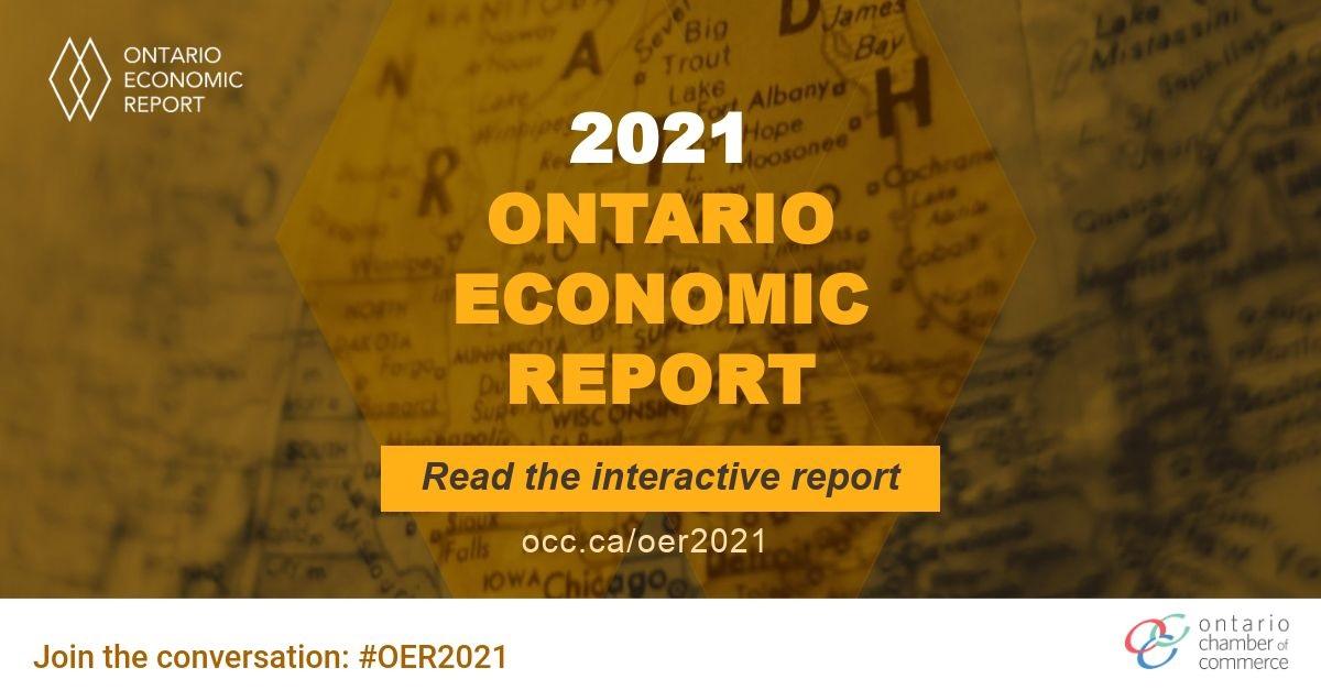 2021 Ontario Economic Report