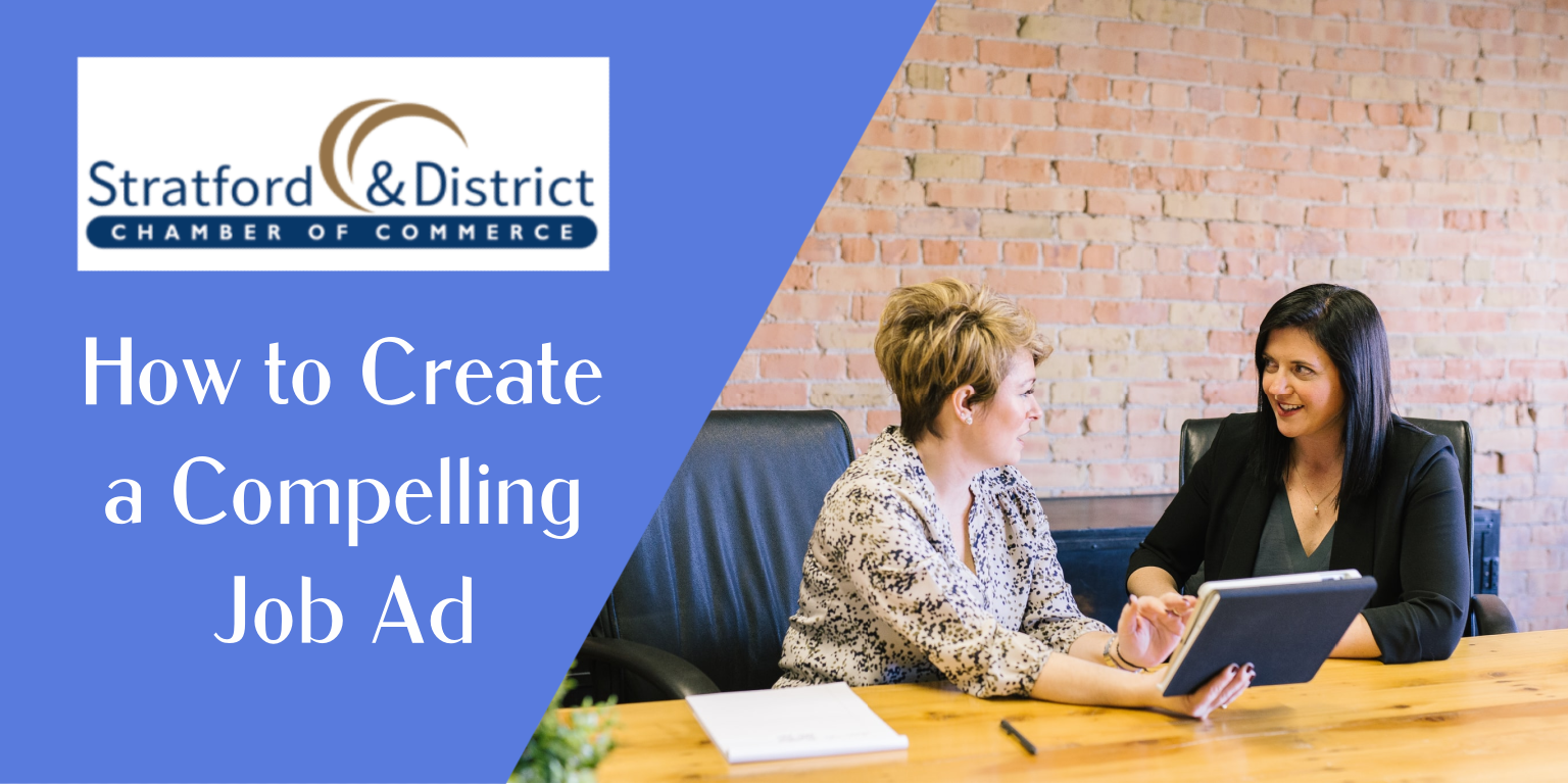 Tips on how to create a compelling job ad
