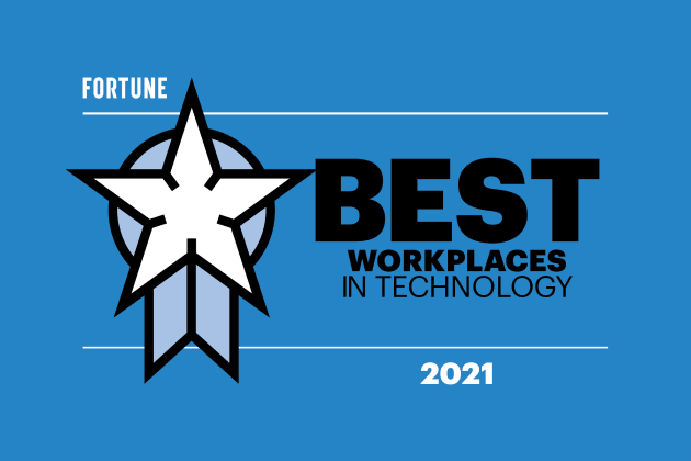 Best Workplaces Award 2021 - Invoca