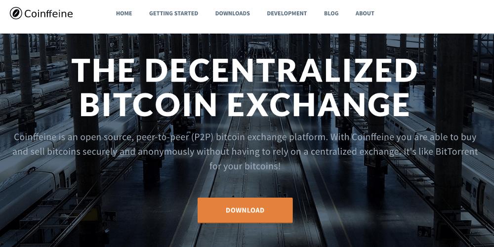 decentralized exchange coinffeine