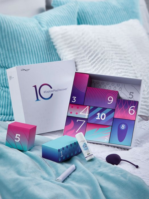 We-Vibe Discover Gift Set
