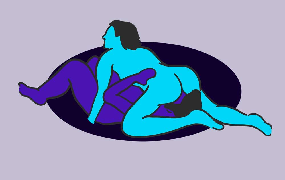 "The ""Ride"" Pussy Eating Position"