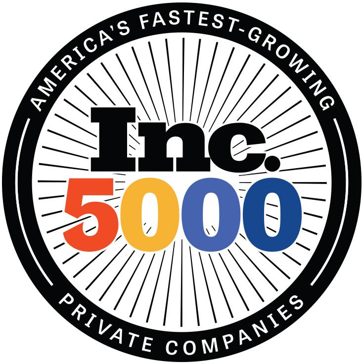 INC 5000 Logo Award - Remesh named 158 in 2020