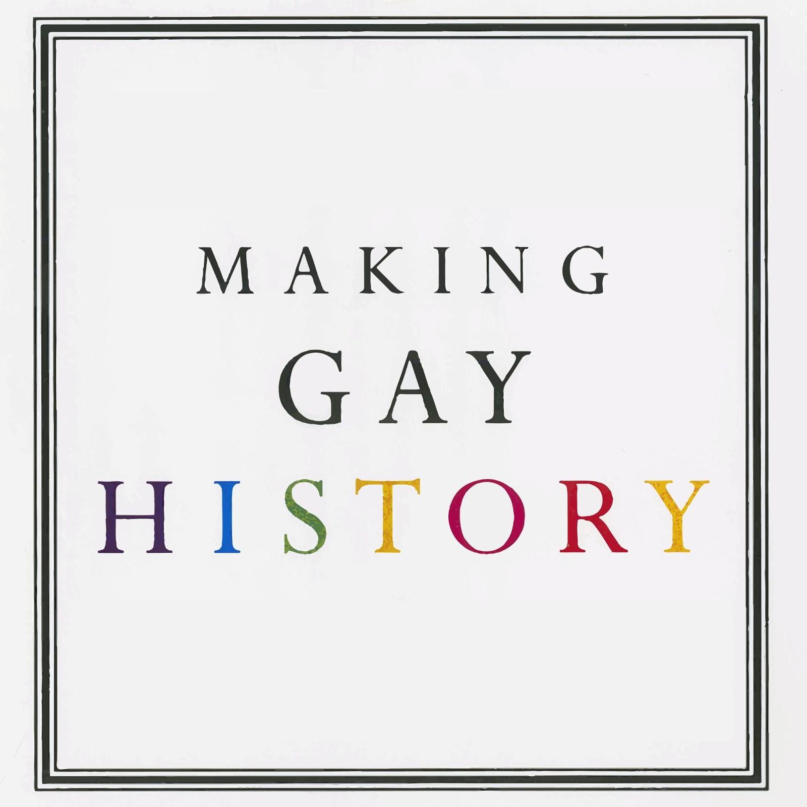 Making Gay History podcast