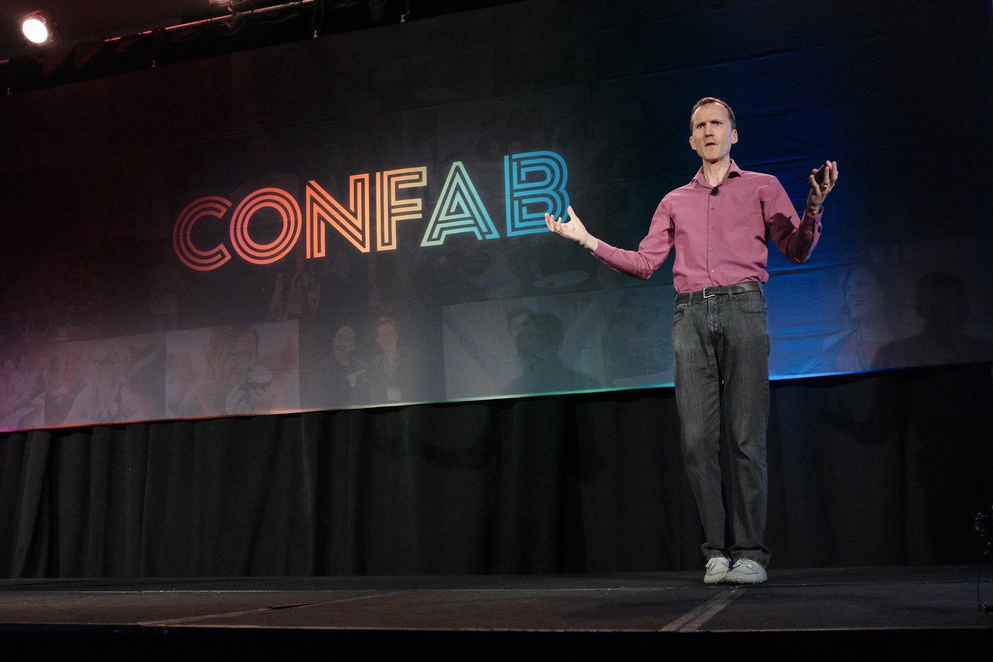 Confab 2018 videos
