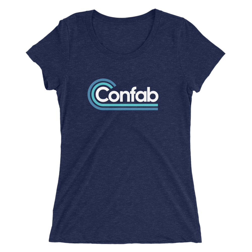 Confab 2020 women's T-shirt