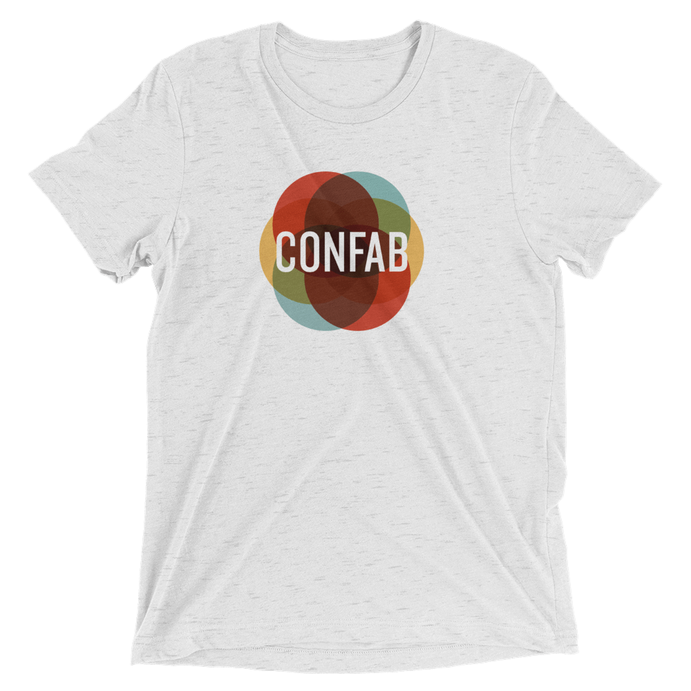 Confab 2011–2012 unisex T-shirt