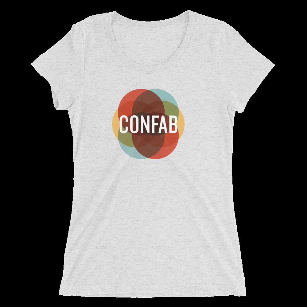Confab 2011-2012 women's T-shirt