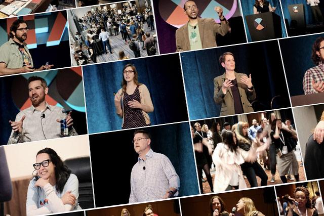 Confab 2019 Lightning talk speakers