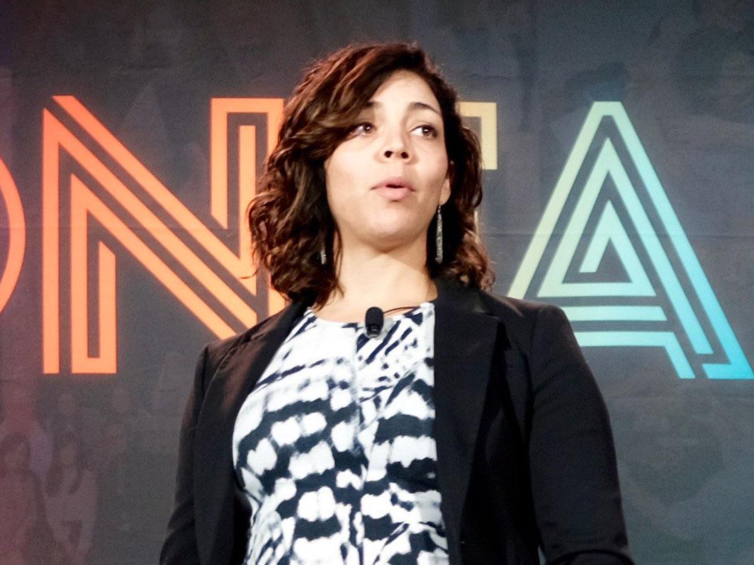 Photo of speaker Dayana Kibilds