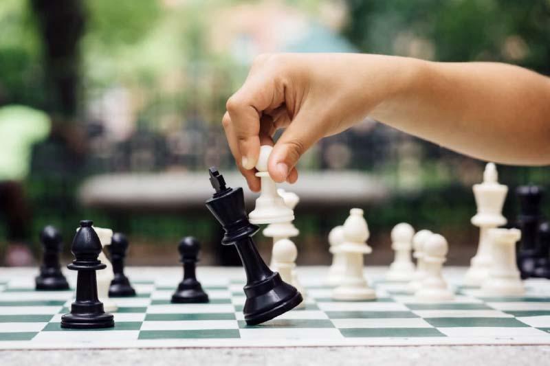 ボードゲーム(チェス、キャロムボード