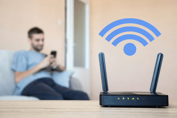 Como mudar a senha Wifi