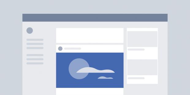 Facebook photo size