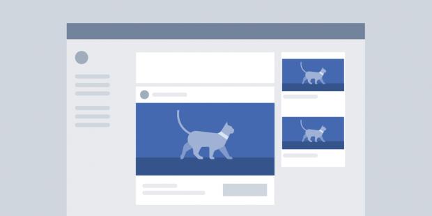 Facebook ad image sizes