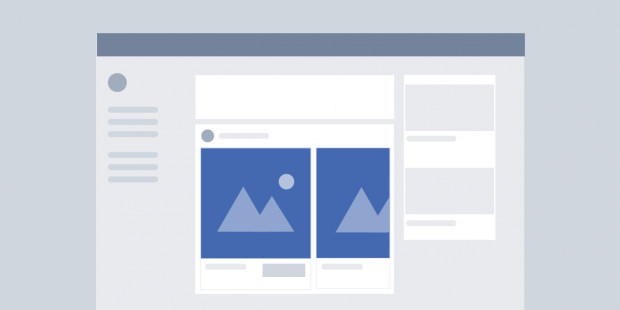 Facebook carousel ad image size
