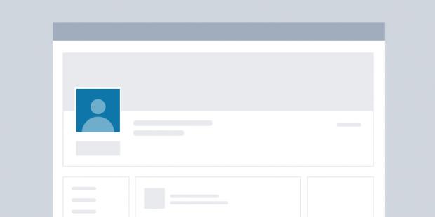 LinkedIn profile photo image size