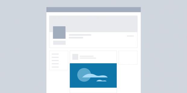 LinkedIn blog post image size