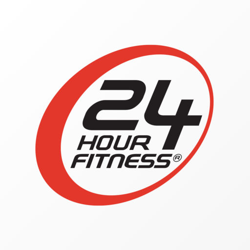 24 Hour Fitness logo from Zestful catalog
