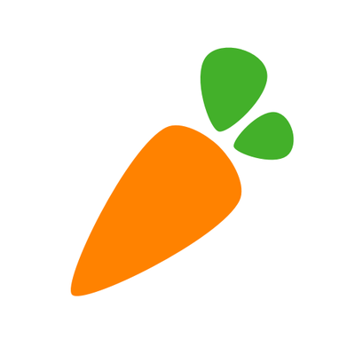Instacart logo from Zestful catalog
