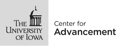 University of Iowa Center for Advancement logo