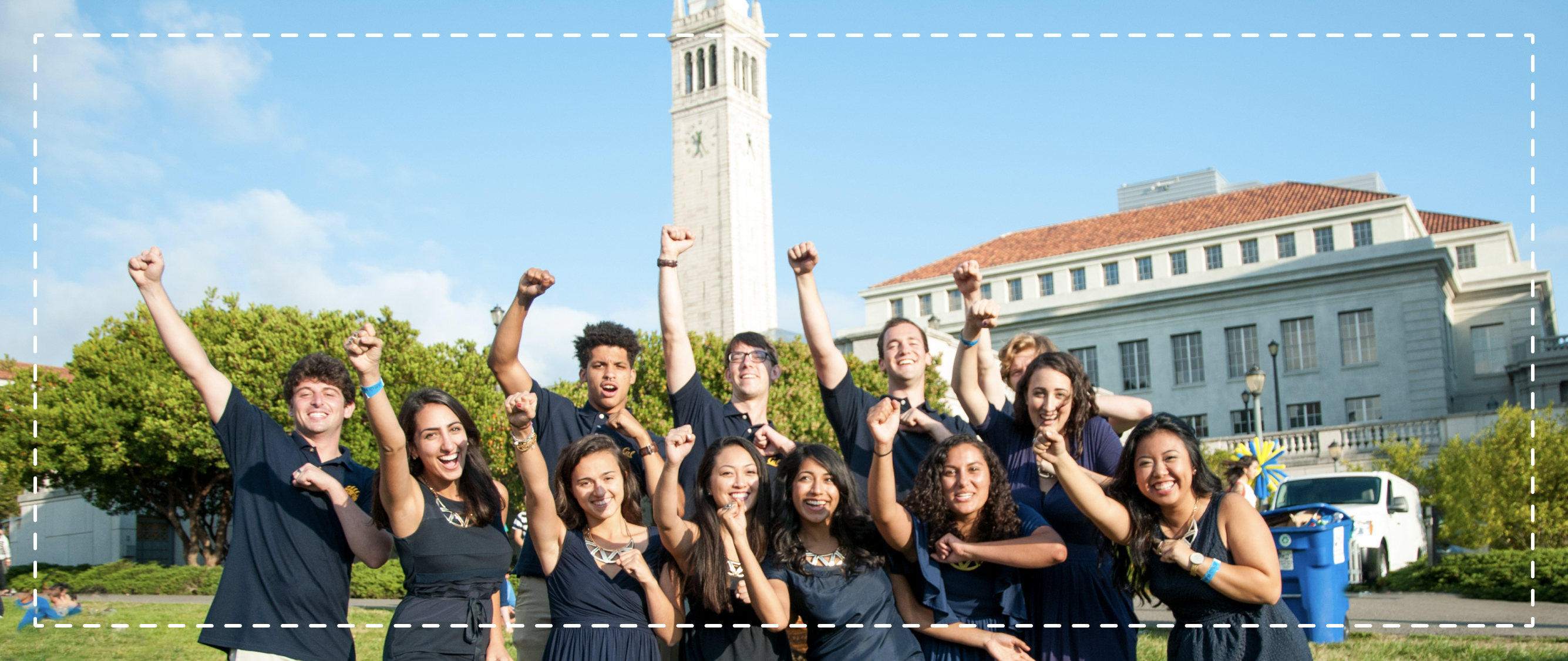 UC Berkeley Student Workers Photo